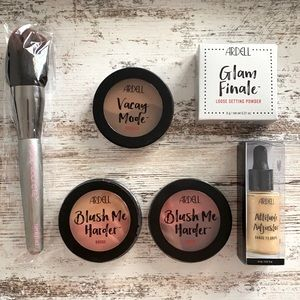 Bundle of 6 Face Makeup Products